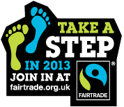 Fairtrade fortnight in Garstang